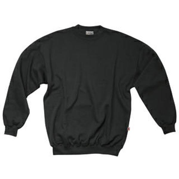 c83e1dbe8a9 Sweater ronde hals zwart | Van der Kaap handelsonderneming
